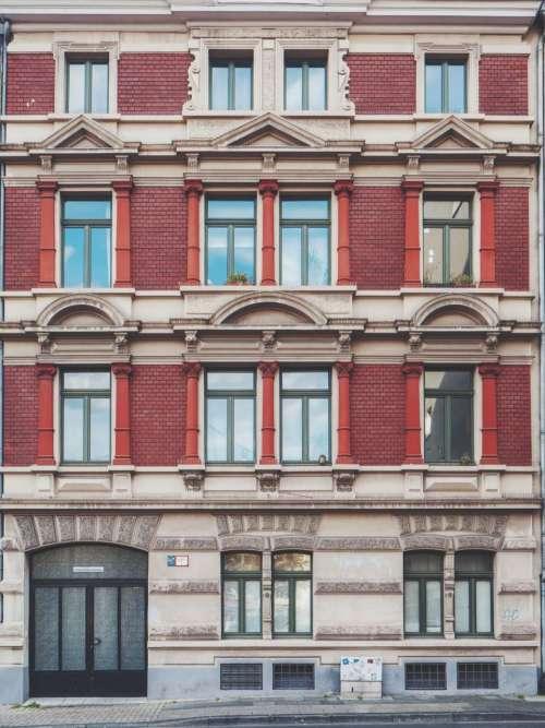 architecture building infrastructure door window