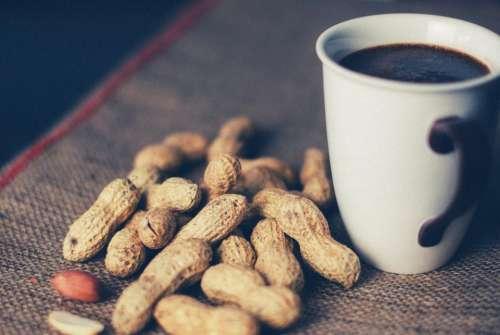 peanuts coffee cup mug food