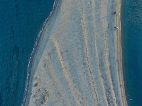 nature island coast shore sand