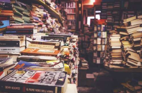 books shelf rack library school