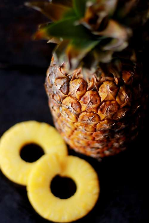 pineapple fruit food desserts sweets