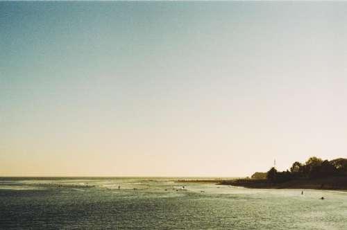 malibu beach water ocean sea