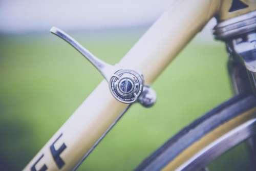 bike bicycle steel metal wheel