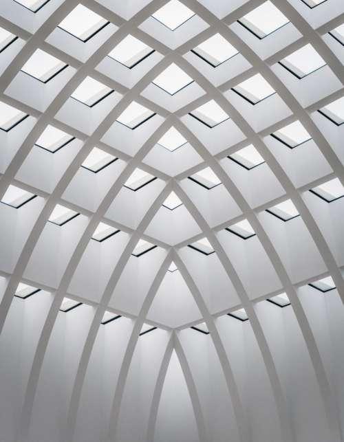 architecture building modern art structure