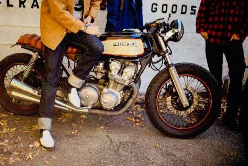 people lifestyle street motorcycles motor