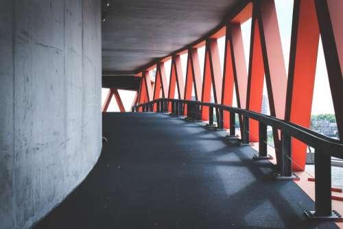 architecture building infrastructure bridge steel