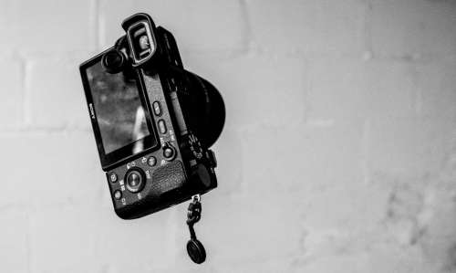 camera photography sony black and white monochrome