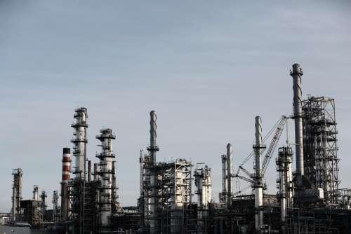 industrial factory machines equipment cranes