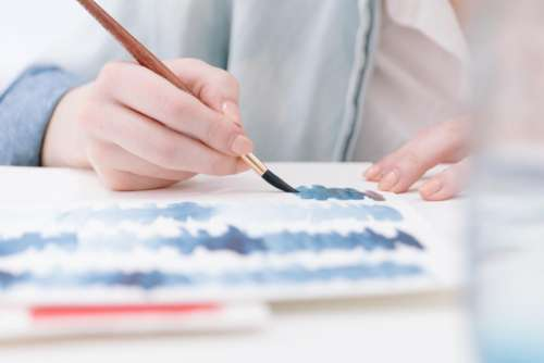 painting painter artist art creative