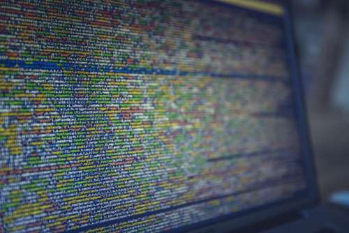 code coding programming html javascript