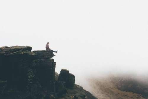 highland cliff rock hill travel