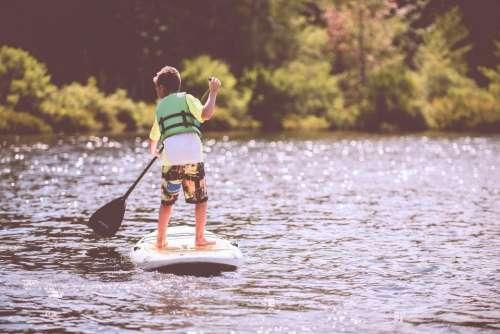 people kid child boy sailing