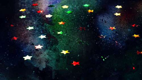 stars sparkle glitter wallpaper background