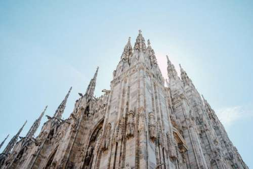 architecture buildings city cathedrals europe