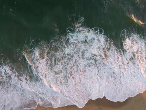 water ocean sea beach waves
