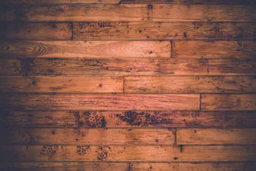 wood floor hardwood footprints planks