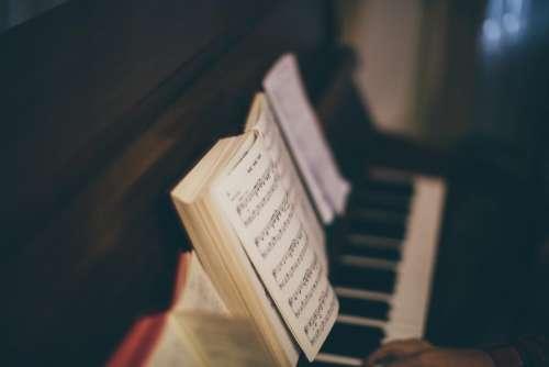 piano music instrument musician choir