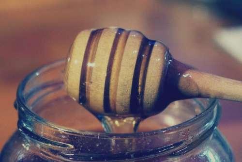 honey dipper jar food