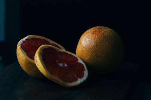 citrus fruit juicy pomelo pulp