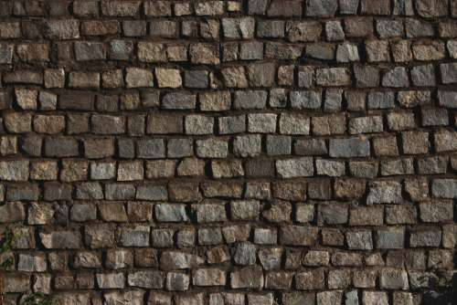 bricks wall stone texture pattern