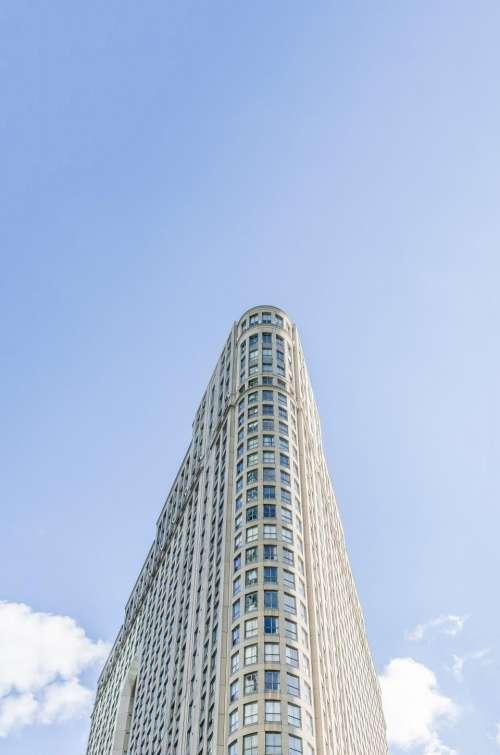 condo apartment building architecture city