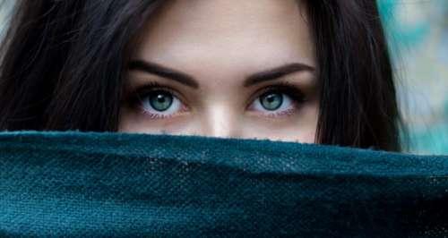 people girl beauty face eyebrow