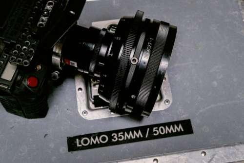 equipment tools camera production lomo