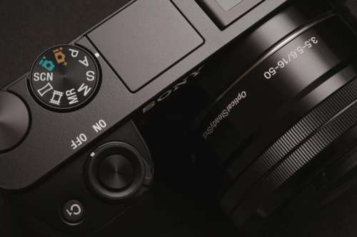 camera slr photography objects
