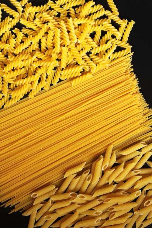 pasta kitchen top cooking raw