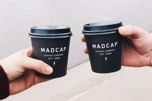cup coffee restaurant caffeine black