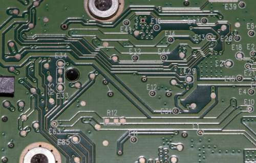 computer circuit board technology data
