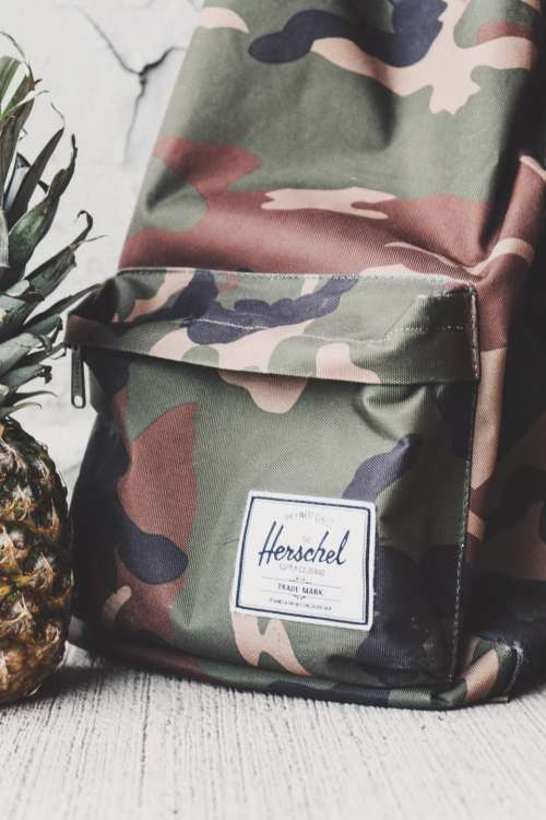bag backpack travel outdoor herschel