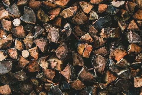 logs log fire firewood fire wood
