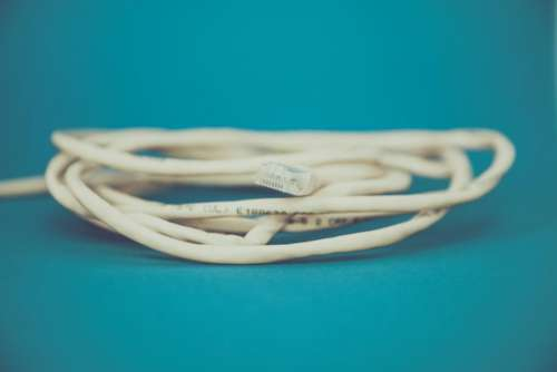 ethernet cable internet technology