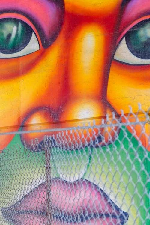 wall art mural painting graffiti