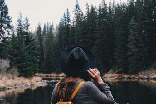 girl woman people hat fashion