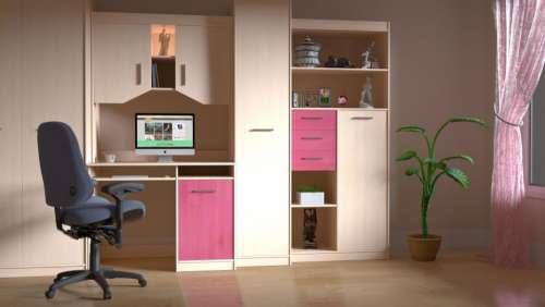 house interior design shelf cabinet
