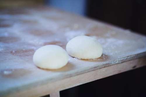 dough donuts baking kitchen chef