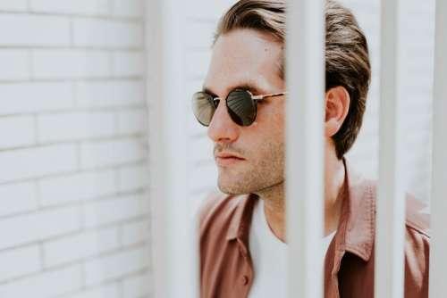 people man guy sunglasses fashion