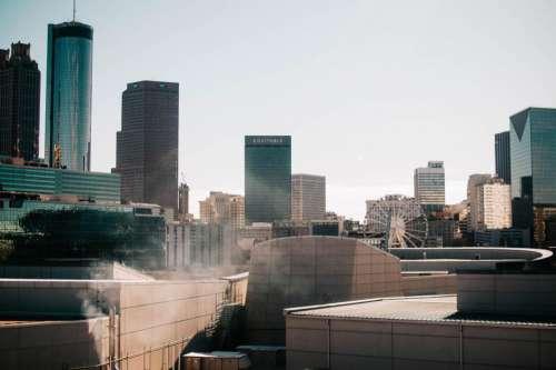 urban city establishment building structure