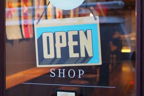 shop store open shopping retail
