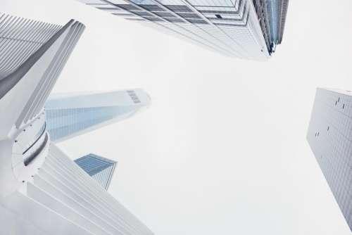 architecture white building infrastructure skyscraper