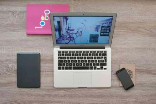 macbook ipad iphone book notebook