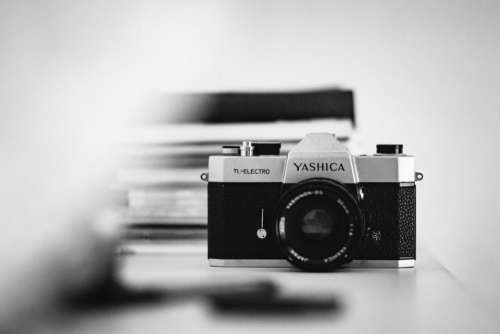 camera yashica lens iso aperture
