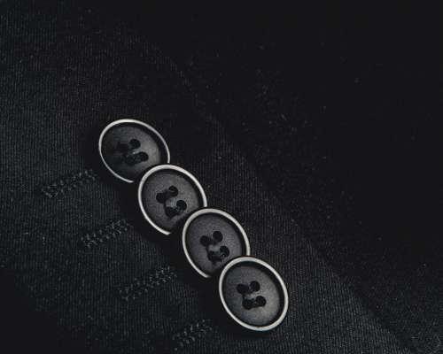 suit blazer buttons fashion clothes