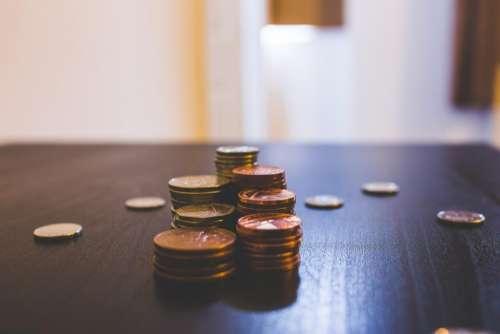 coins money finance change cash