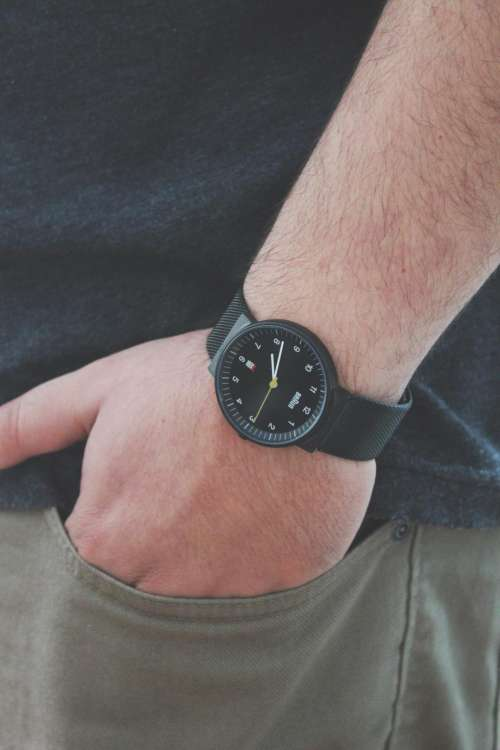 watch fashion accessories objects guy