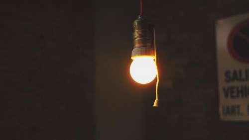 light bulb switch