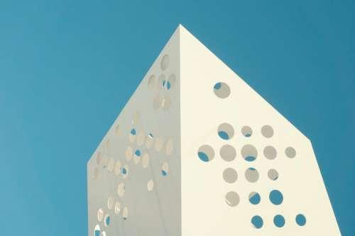 architecture buildings sculpture modern art