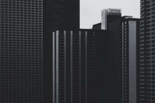 architecture dark building infrastructure sky